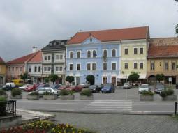 Rožňava_market_Square